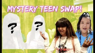 24 Hour MYSTERY TEEN SWAP!