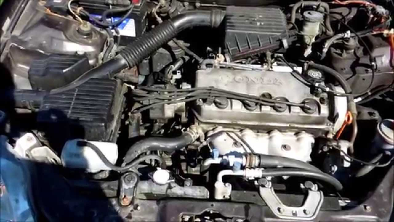 1996 Honda Passport Wiring Diagram How To Do A Radiator Flush And Replace Thermostat Honda