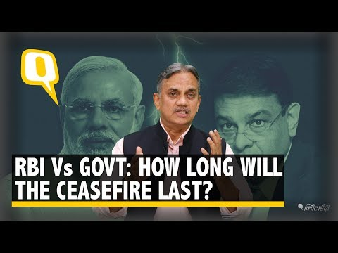 RBI vs Govt: Ceasefire For Now but Threat of War Looms   The Quint