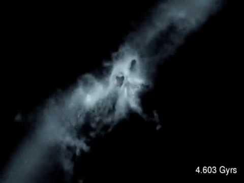 Dwarf galaxy dance: by Nature Video