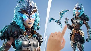 Valkyrie Skin Legendary à Fortnite New Item Shop