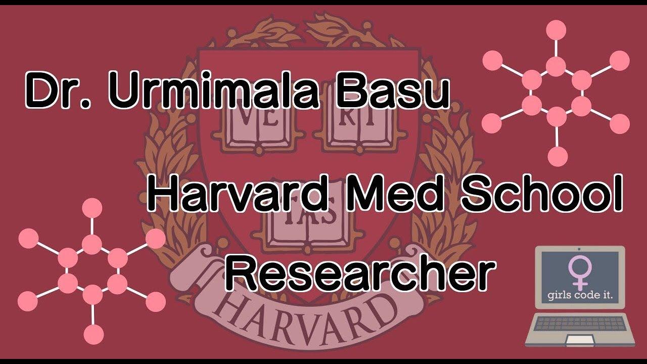 Harvard Medical School Researcher Panel with Dr. Urmimala Basu