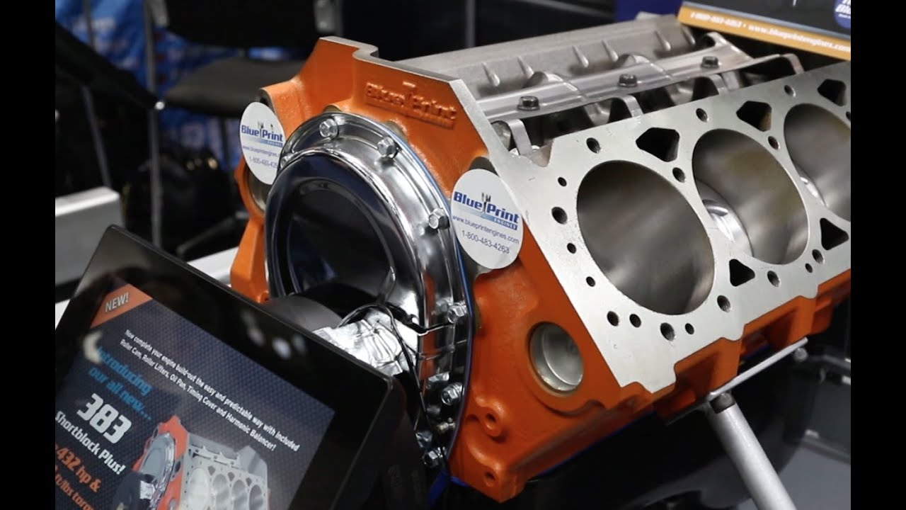 Pri 2015 blueprint engines brings you more horsepower for your pri 2015 blueprint engines brings you more horsepower for your money youtube malvernweather Gallery