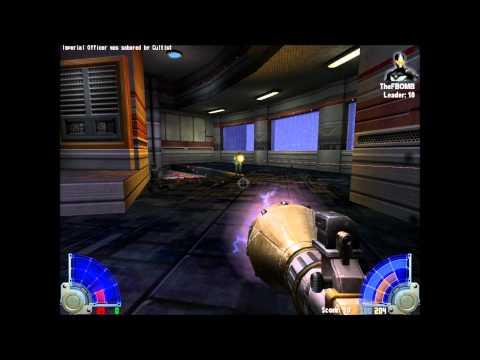 Star Wars Jedi Knight: Jedi Academy - Multiplayer (2/2)