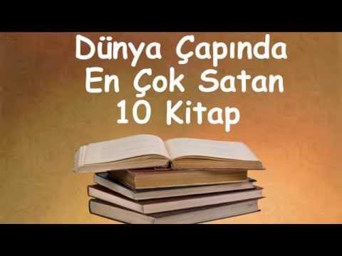 Dünya Çapında En Çok Satan 10 Kitap