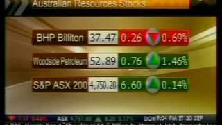 Australian Commodities Rise