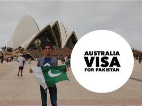 Australia Visa for Pakistan