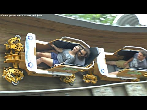 Flying Turns - Unique Wooden Bobsled Coaster - Knoebels Amusement Park from YouTube · Duration:  4 minutes 23 seconds