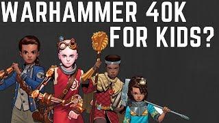Warhammer For Kids Has A Strong SJW Feeling   #WarhammerAdventures