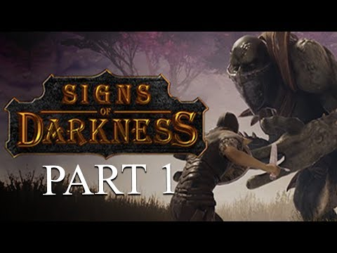 Signs of Darkness Part 1 Walkthrough First Look Gameplay Early Access PC