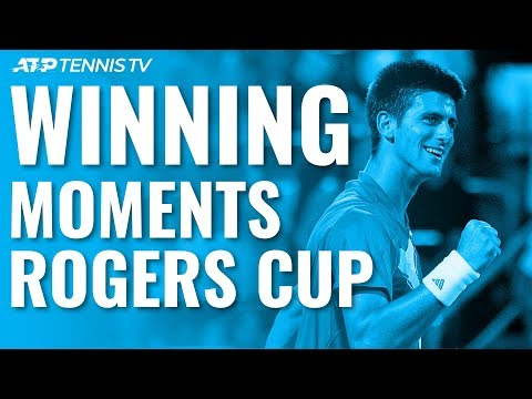 Rogers Cup Winning Moments 🏆: 1990-2018