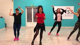 Zumba - Sean paul - david Guetta ft Becky G- Mad love - choreo by j'dance