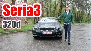Noul BMW Seria 3 - REVIEW (CAVALERIA.RO)