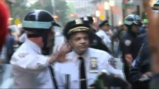 Occupy Wall Street - Sleep Now in the Fire