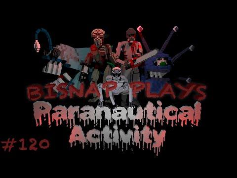Let's Play Paranautical Activity Episode 120 - Taste
