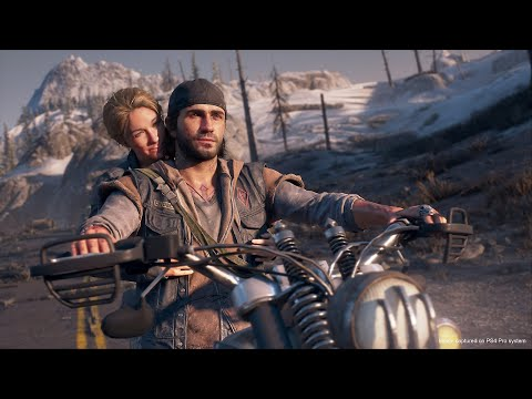 Days Gone Action and Commando Game play. Part  No 1  