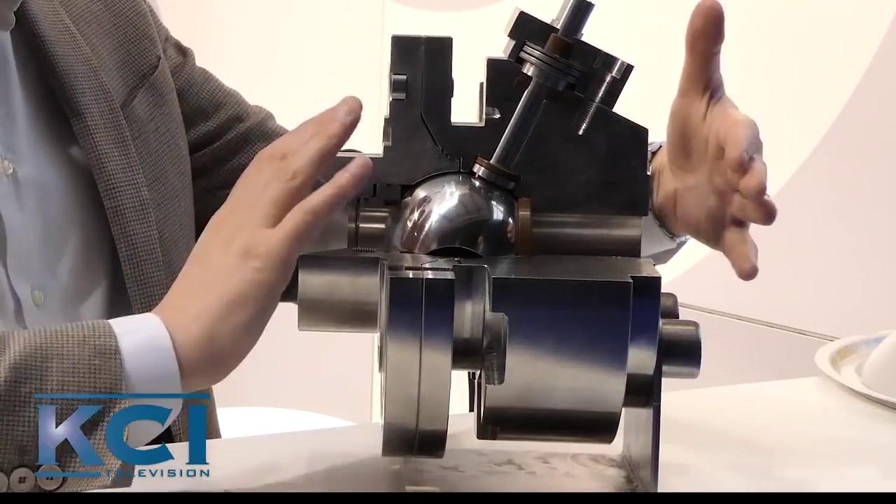 Omal S.P.A. - Desenvolvimento de Válvulas para o segmento Farmacêutico. - Aerodynamic Technology