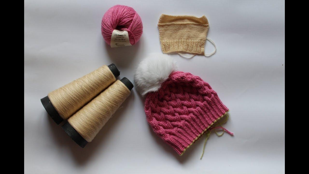 Модное вязание спицами : фото, тенденции 69