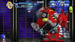 Sonic the hedgehog 4 episode 1 (Final Boss)