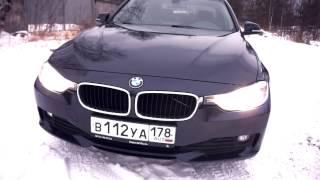 обзор BMW F30 316i