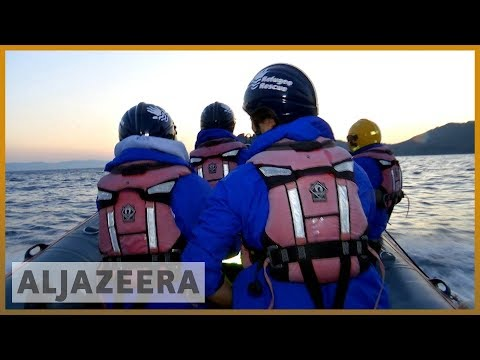 🇬🇷 Greece arrests migrant rescuers on charges of people trafficking   Al Jazeera English