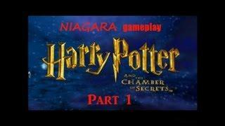 Гарри Поттер и тайная комната. Прохождение Часть 1