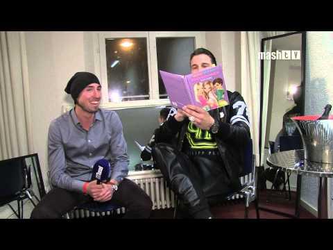 DJ Antoine Freundebuch Interview - peinlichster Moment, DSDS, Hobbys, Nutella uvm.