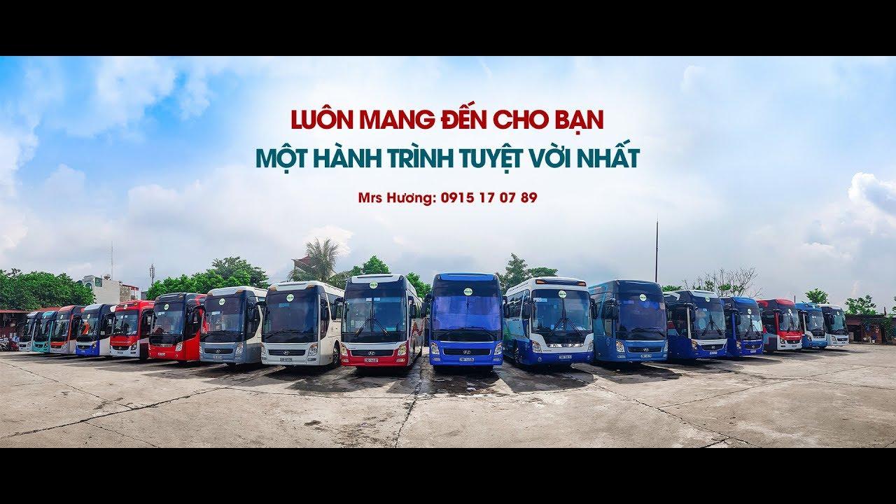 Cho Thuê Xe Du Lịch Tại Hà Nội Từ 16-35-45 Chỗ – Uy Tín, Chuyên Nghiệp