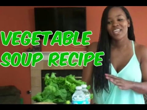 The Master Clease (Vegetable Soup Recipe)