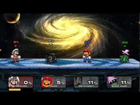 Super smash flash 2 v0 9 todos los final smashes por mrxxavierxx