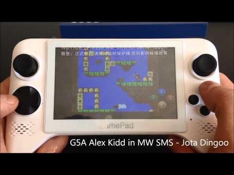 G5A Alex Kidd In Miracle World SMS   Jota Dingoo