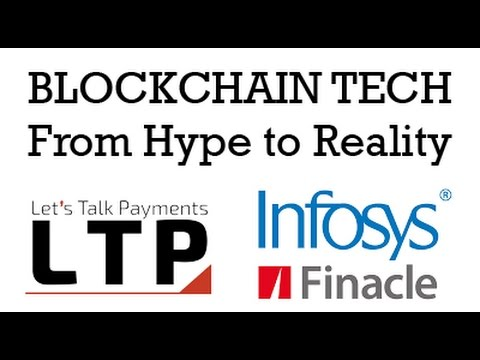Webinar: Blockchain Technology - From Hype to Reality - Slot
