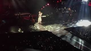 Pink with Chris Stapleton - Love Me Anyway @ MSG 5-21-2019