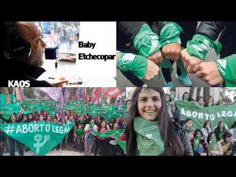 Baby Etchecopar - A las del pañuelo verde no las aguanta nadie