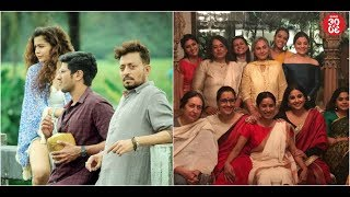 Irrfan, Mithila, Dulquer Start Shooting For 'Karwan' | Jaya Bachchan's Basant Panchami Party