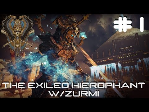 ||TWITCH VOD|| The Exiled Tomb King #1 - w/ Zurmi ||Steel Faith Overhaul Mod||