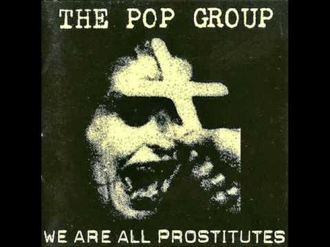 THE POP GROUP feed the hungry 1980