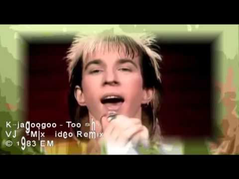 Kajagoogoo   Too Shy   VJ K Mix Extended Video Mix SD SD