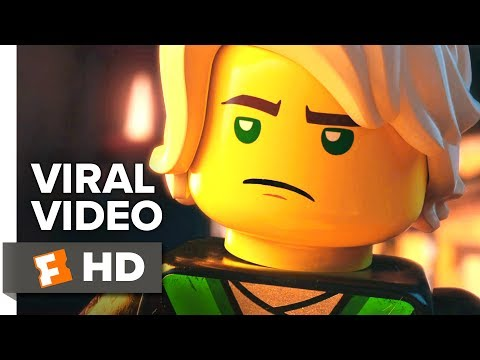 The Lego Ninjago Movie Viral Video - SDCC Greeting (2017) | Movieclips Trailers