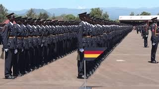 see the kenya police passout full parade