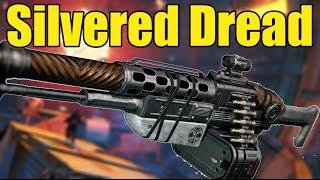 The Silvered Dread | NEW IRONBANNER Machine Gun  Review  | Destiny ( Rise Of Iron)