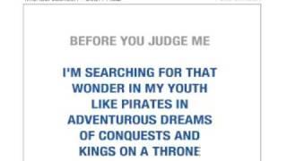 Michael Jackson - Childhood Karaoke