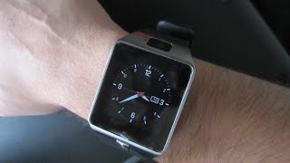 iPhone DZ09 SmartWatch Work? Part 2 [FINAL]