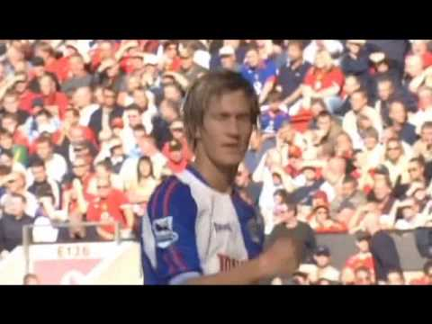 Morten Gamst Pedersen- Blackburn Rovers Tribute