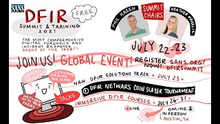 DFIR Summit 2021