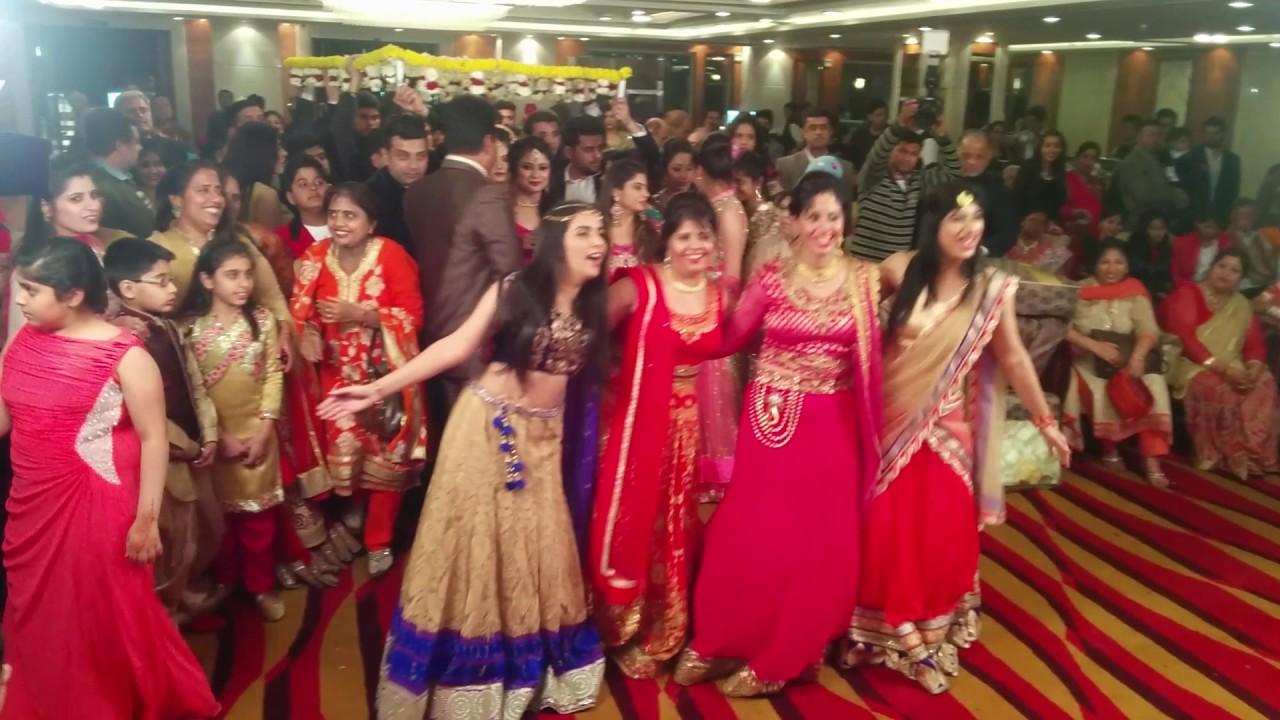 BEST INDIAN WEDDING CHOREOGRAPHY