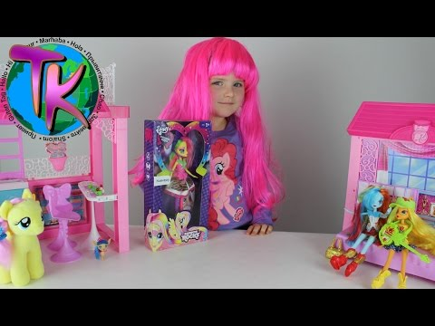 MY LITTLE PONY & MLP Equestria Girls - Friendship is Magic /W Games for Girls HD Video