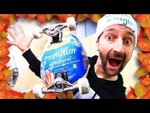 How to Skate a Turkey | Skate Everything Ep 116