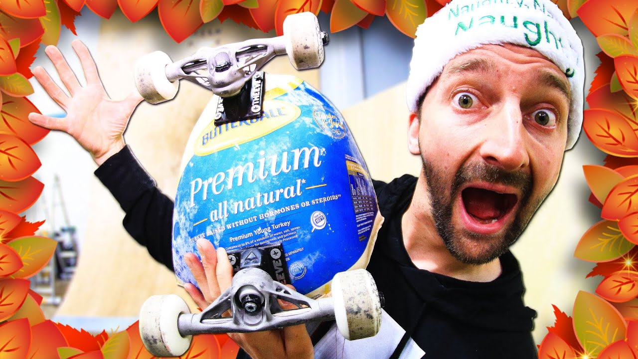 How to Skate a Turkey | Skate Everything Ep 116