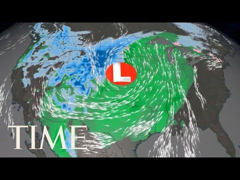 A Powerful 'Bomb Cyclone' Could Impact 70 Million Americans: Here's Everything To Know | TIME